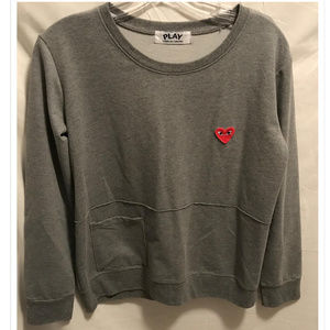 Size Small/Medium PLAY Comme des Garcons Top
